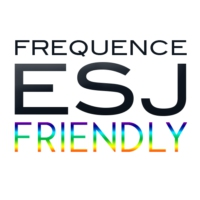 Logo of radio station Fréquence ESJ Friendly