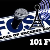 Logo de la radio FOSR 101 FM
