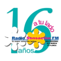 Logo de la radio Radio Sensación FM