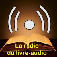 Logo of radio station La radio du livre-audio