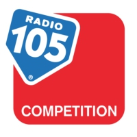 Logo of radio station Radio 105 Competition