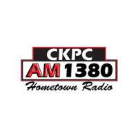 Logo of radio station CKPC AM 1380