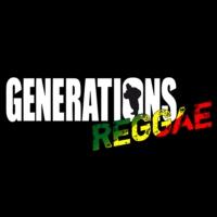Logo de la radio Générations Reggae