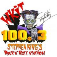 Logo of radio station WKIT 100.3
