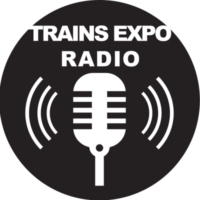 Logo of radio station Trains Expo Radio
