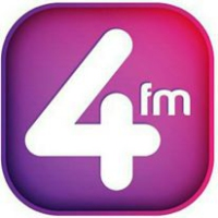 Logo of radio station 4FM 94.9 FM