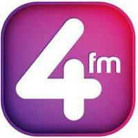 Logo de la radio 4FM 94.9 FM
