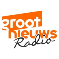 Logo of radio station Groot Nieuws Radio
