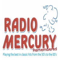 Logo of radio station Radio Mercury Remembered