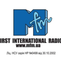 Logo of radio station MFM 104.1 FM