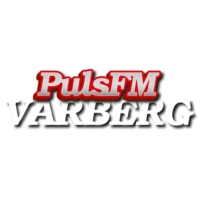 Logo of radio station Puls FM Varberg