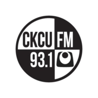 Logo of radio station CKCU FM