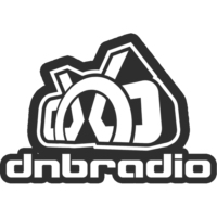 Logo of radio station DNB Radio