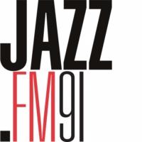 Logo of radio station CJRT-FM Jazz.FM91