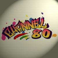 Logo of radio station Channel80