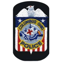 Logo of radio station Columbus Police Radio Zone 2