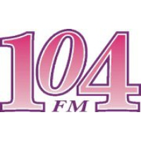 Logo of radio station 104 FM