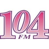Logo de la radio 104 FM