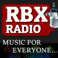 Logo of radio station RBX Radio