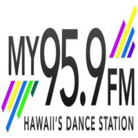 Logo of radio station MY959