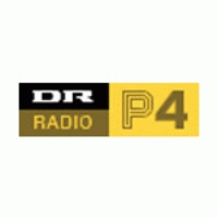 Logo of radio station DR P4 Danmark