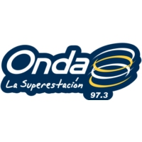 Logo of radio station Onda La Superestacion 97.3