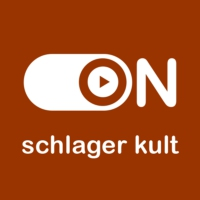 "Logo of radio station ""ON Schlager Kult"""
