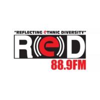 Logo of radio station CIRV RED 88.9FM Toronto