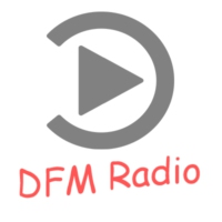 Logo of radio station DFM Radio