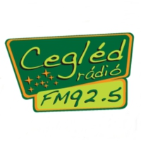 Logo of radio station Cegléd Rádió