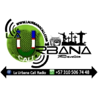 Logo of radio station LA URBANA CALI