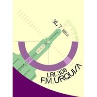 Logo de la radio Urquiza FM