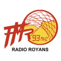 Logo of radio station Radio Royans