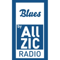 Logo of radio station Allzic Radio BLUES