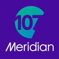 Logo of radio station Meridian FM