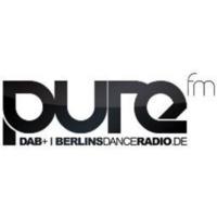 Logo of radio station Pure FM
