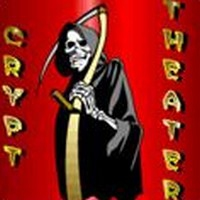 Logo of radio station The Crypt Theater
