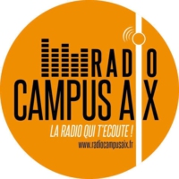 Logo of radio station Radio Campus Aix