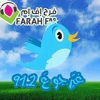 Logo of radio station Radio Farah 91.2 FM
