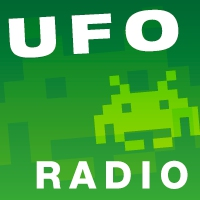 Logo of radio station UFO Radio