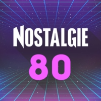 Logo of radio station Nostalgie 80