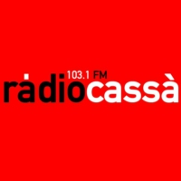 Logo of radio station Ràdio Cassà
