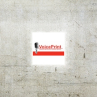 Logo of radio station Voiceprint Canada