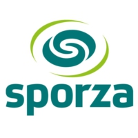 Logo of radio station Sporza VRT