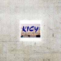 Logo of radio station KICY