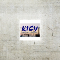 Logo of radio station KICY