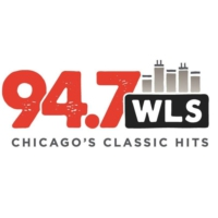 Logo of radio station 94.7 WLS FM