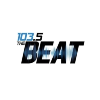 Logo of radio station 103.5 The Beat