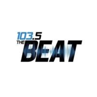 Logo of radio station 103.5 The Beat