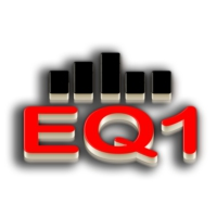 Logo of radio station EQ1Radio